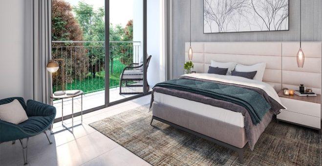 La Rosa - Villanova Dubai Bedroom