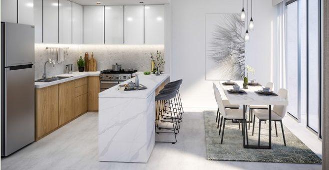 La Rosa - Villanova Dubai Kitchen