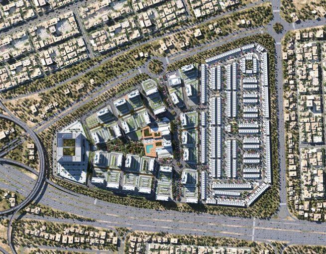 MAGCity at Meydan - Master plan