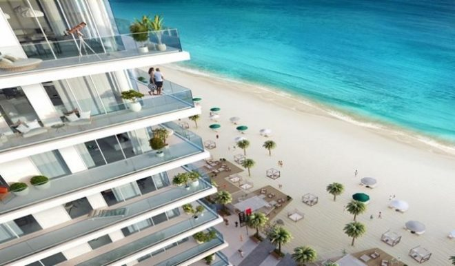 Sunrise Bay Apartments at Beach Front by Emaar