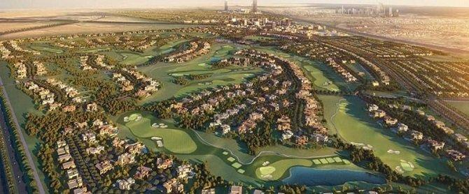 Emaar Golf Grove Luxury villas at Dubai Hills Estate
