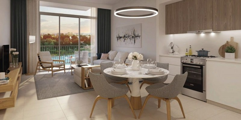 Park Ridge at Dubai Hills Estate by Emaar - Interior