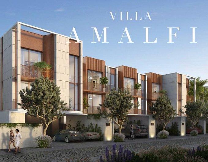 #Dubai: Vilal Amalfi by Meraas at Bulgari Jumeirah Island