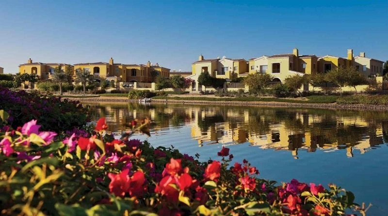 Arabian Ranches ready villas with 5 years payment plan