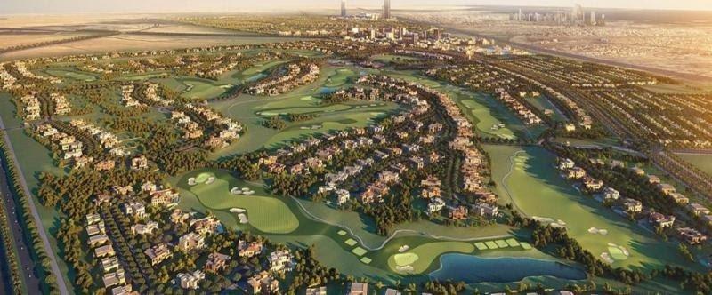 Emaar Golf Grove Luxury Villas with Roof Top Terrace