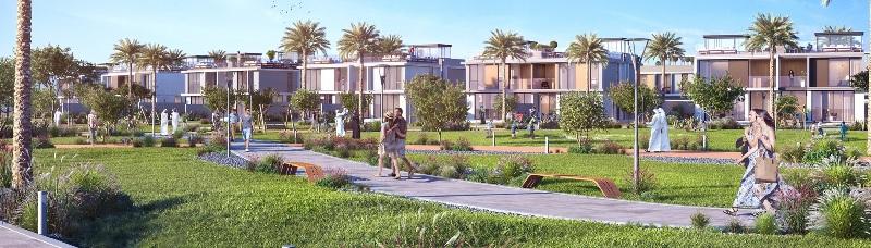 Golf Grove Villas Dubai Hills Estate - Emaar