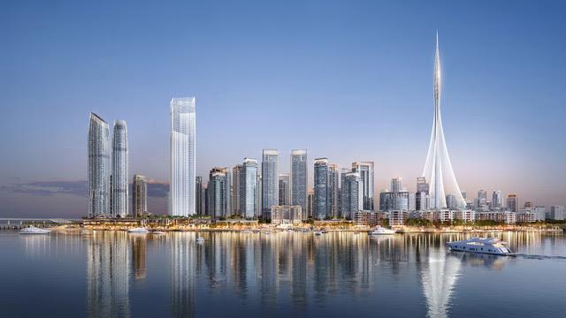 Dubai Creek Harbour Apartments