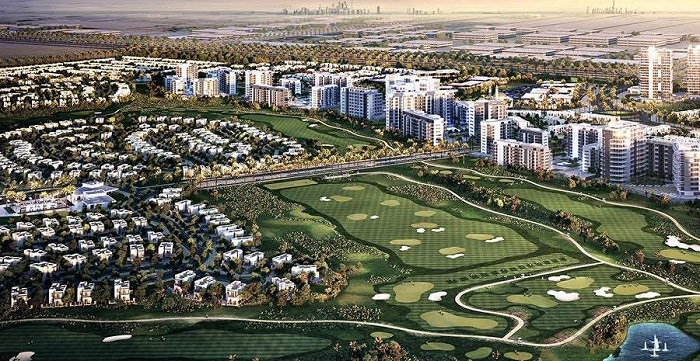 Emaar South Ready Townhouses and Villas for Sale
