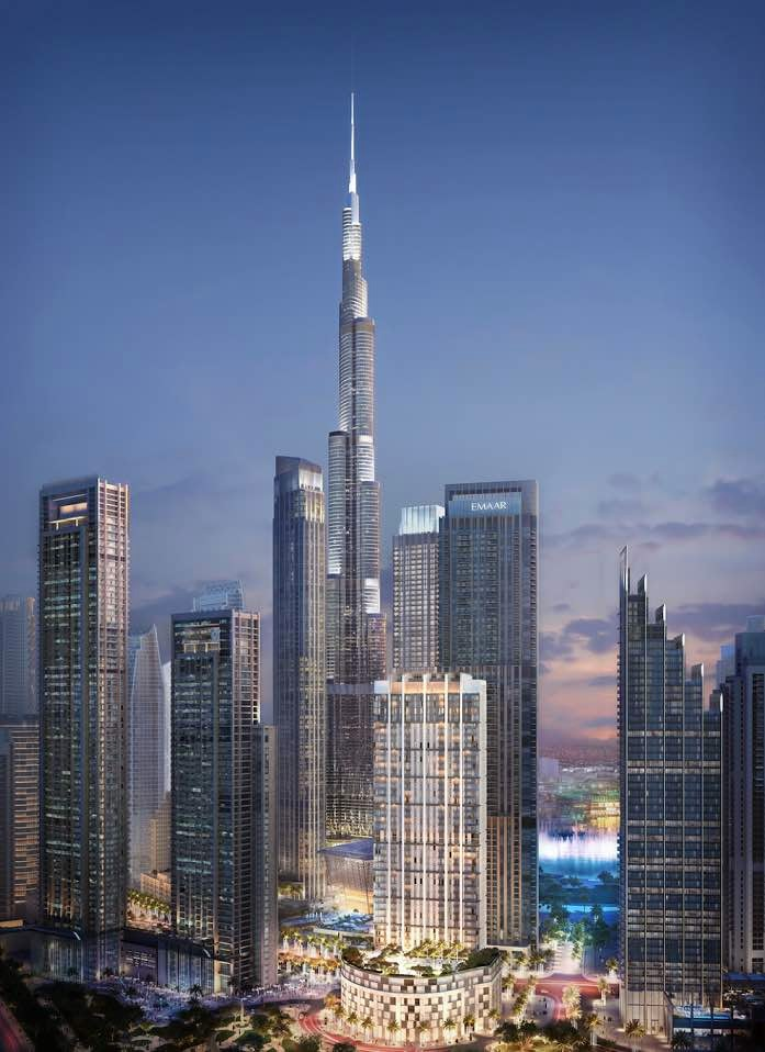 Burj Crown by Emaar Downtown Dubai