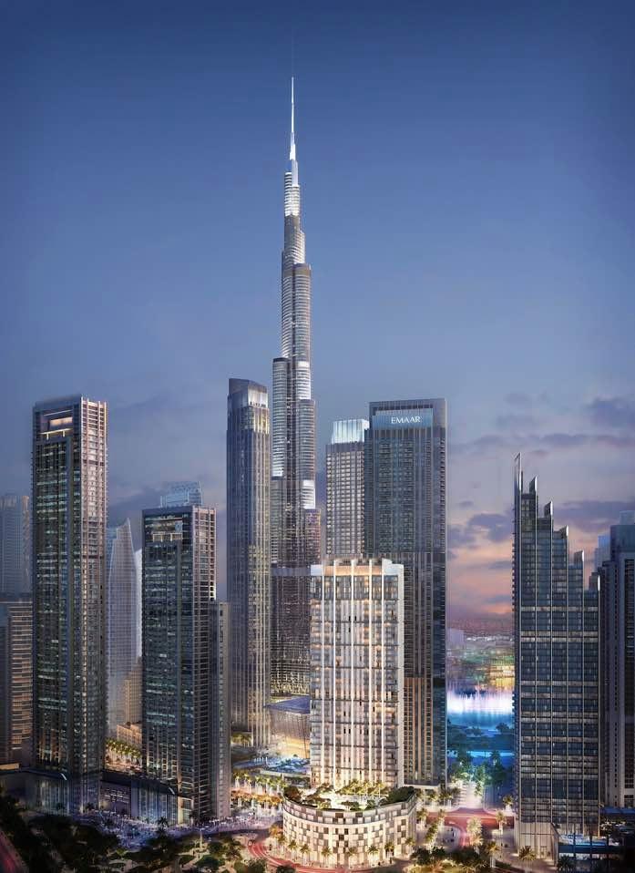 Burj Crown by Emaar Downtown Dubai