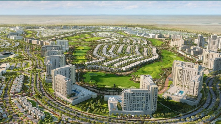 Emaar South Ready Townhouses and Apartments