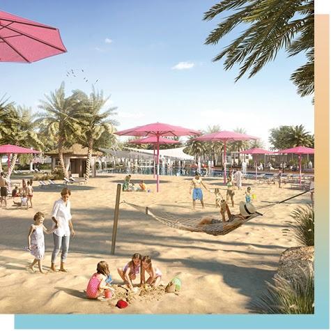 Eden at the Valley - Emaar Golden Beach