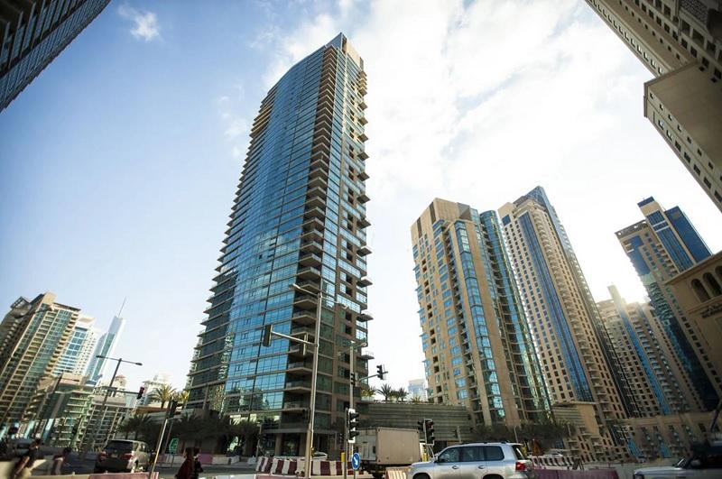 Dubai Marina Sahab 2 tower apartment for rent and sale