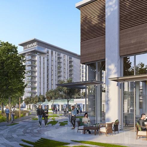 Business Cafe at Dubai Hills