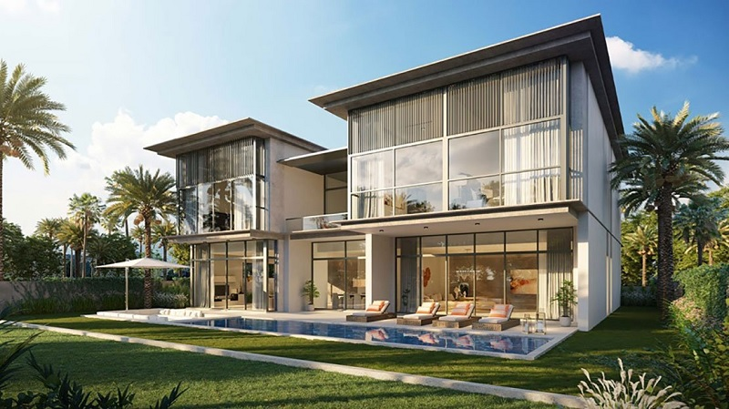 Golf Place Villas by Emaar at Dubai Hills Estate