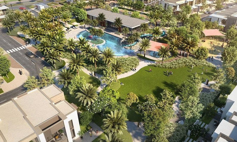 Ruba at Arabian Ranches III by Emaar