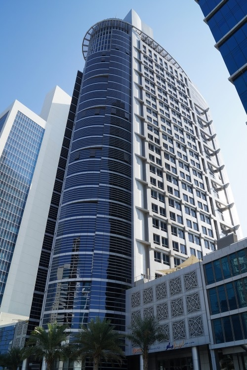 Silver Tower -Business Bay