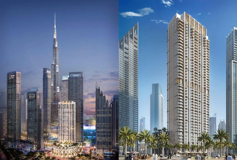 Burj Crown by Emaar Downtown Dubai - Residential Apartments