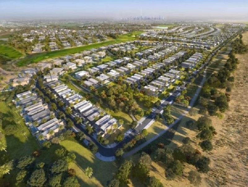 Golf Villas at Dubai Hills Estate