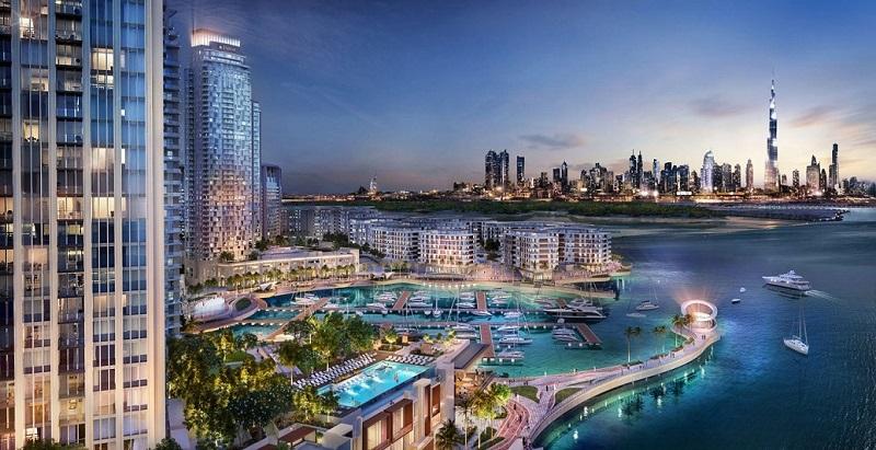 Dubai Creek Harbour Apartments by Emaar