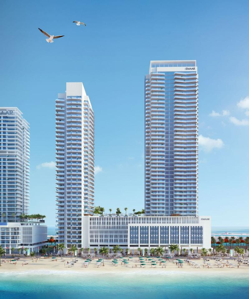 Marina Vista Apartments by Emaar at Emaar Beachfront