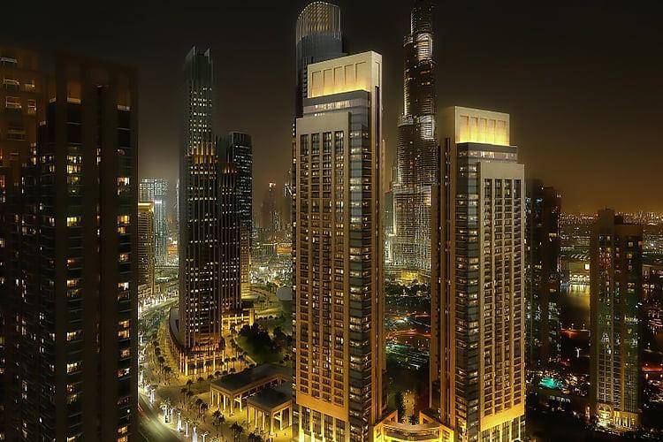 Act One Act Two Apartments and Villa Parks by Emaar Downtown Dubai
