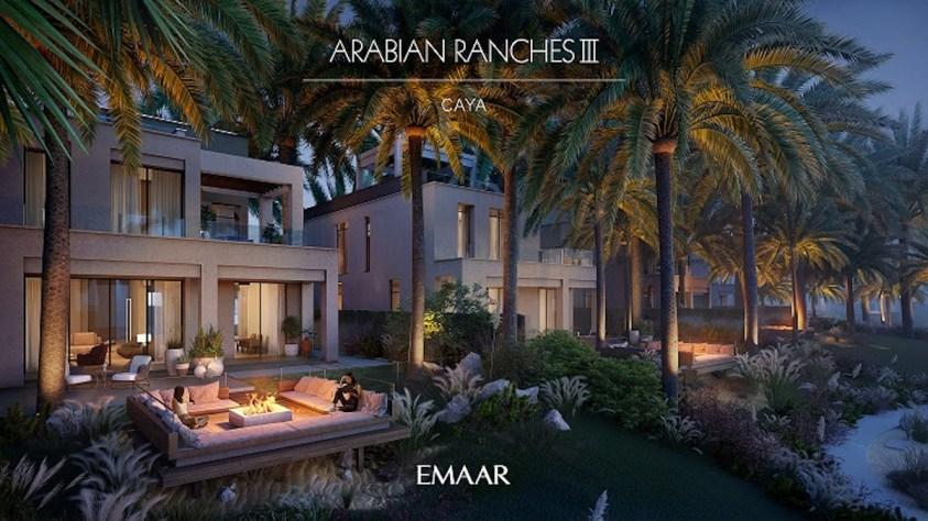 Dubai Arabian Ranches Villas Caya Emaar