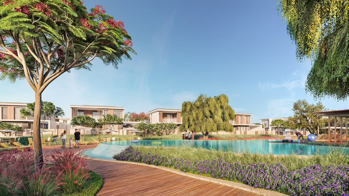 Tilal Al Ghaf Harmony Villas MAF Majid Al Futtaim Villas - Dubai