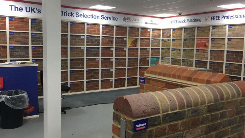 Brick shopping