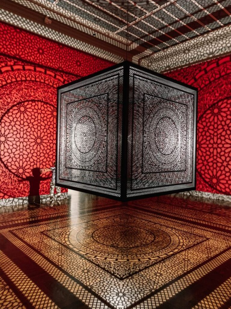 Between Light & Shadow exhibit at the Toledo Museum of Art | Building Bluebird