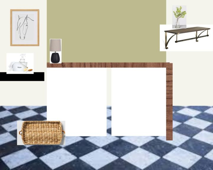 Budget-friendly laundry room mood board   Building Bluebird