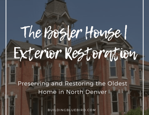 The Bosler House in Denver