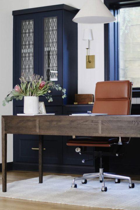 Sektion cabinet built-in IKEA hack | Building Bluebird