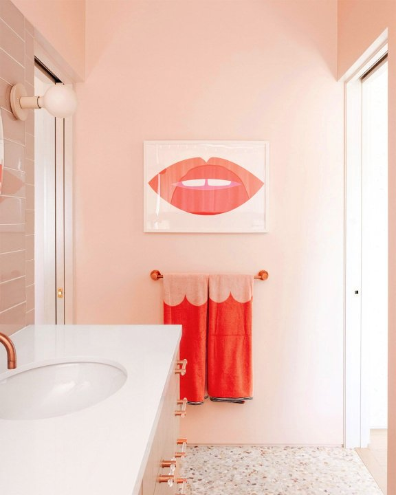 The best neutral pink paint colors to try at home - Wing It by Clare Paint   Building Bluebird #dustypink #muddypink