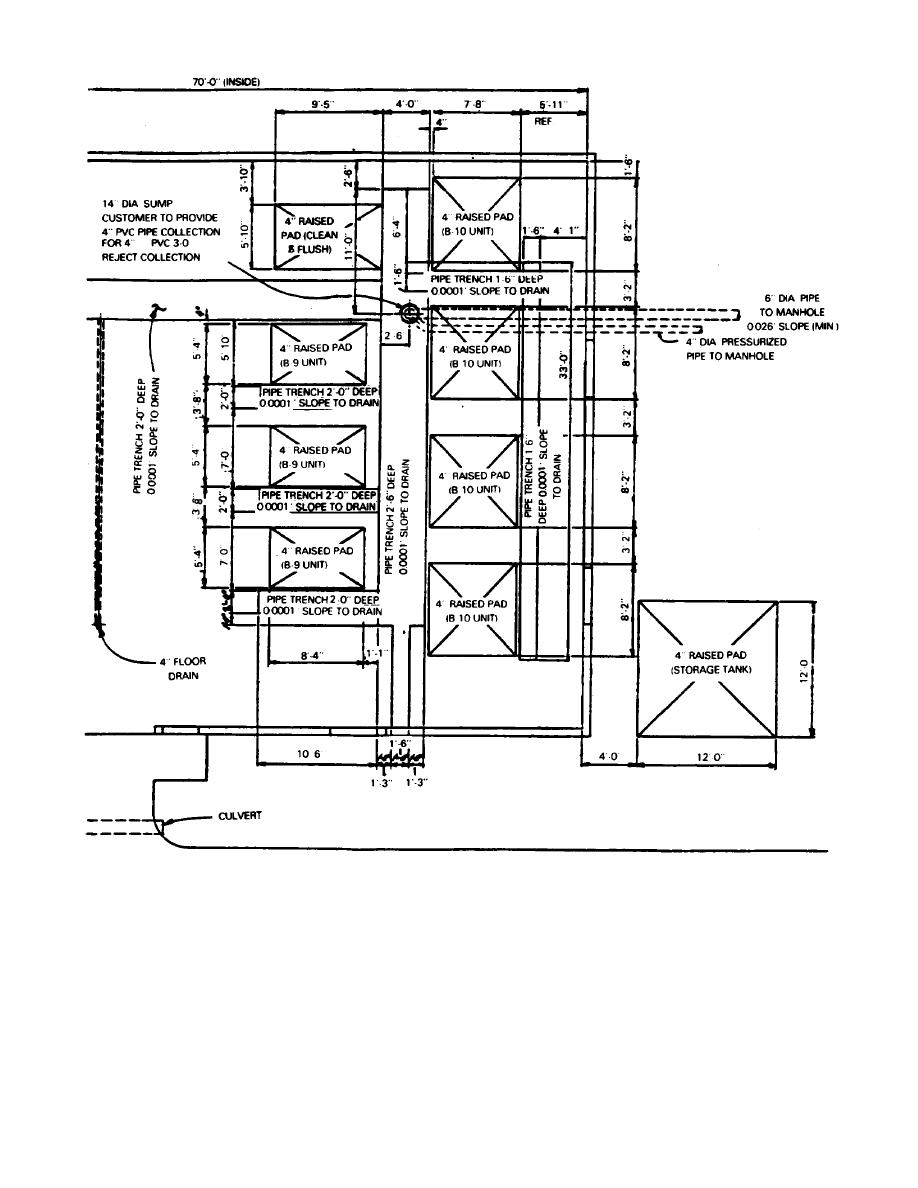 Figure A-23. Plan review of a two-pass reverse osmosis system
