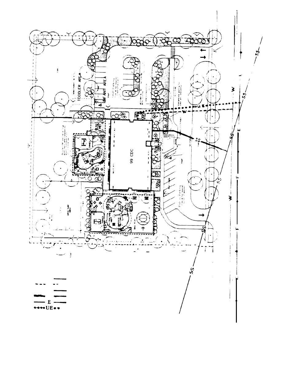 Utilities Site Sketch Plan