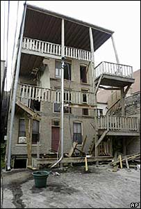 2003 Chicago Balcony Collapse  Learning from Building