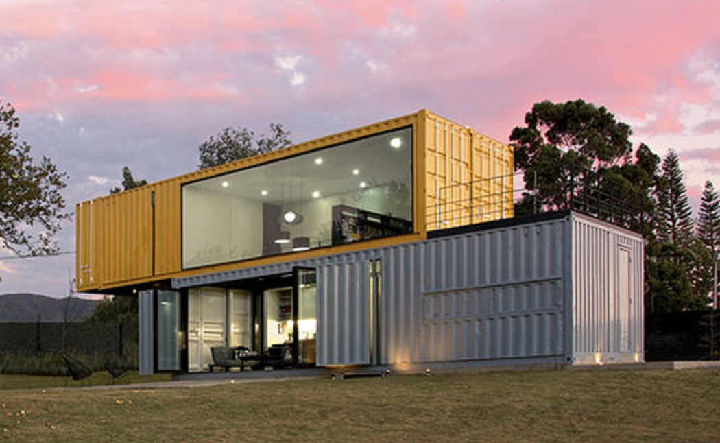 Beautiful Container House for Inspiration