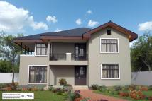 Compact 5 Bedroom House Design Rooms -contained