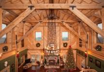 Pole Barn Homes with Loft
