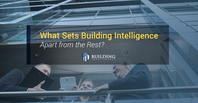 What Sets Building Intelligence Apart From The Rest?