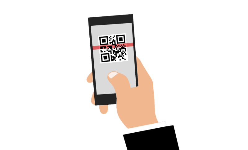 Is That A QR Code On Your Phone?
