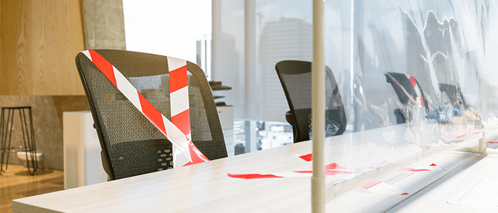 Limiting Occupancy to Maximize Office Safety