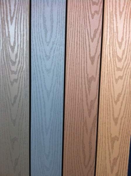 Inteplast guardian elite pvc decking composite overstock for Cheap decking material