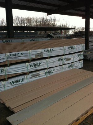 InStock Decking  Building Supplies for PA MD  NJ