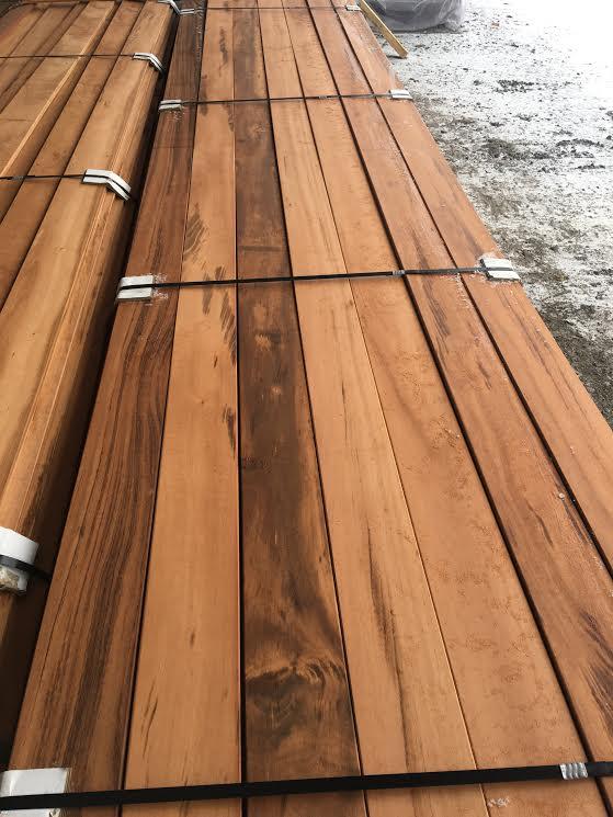 InStock Wood Decking  Building Materials  Supplies
