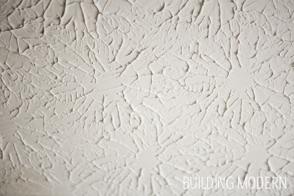 Stippled Ceiling Cover Up: Dos, Donts, & Options