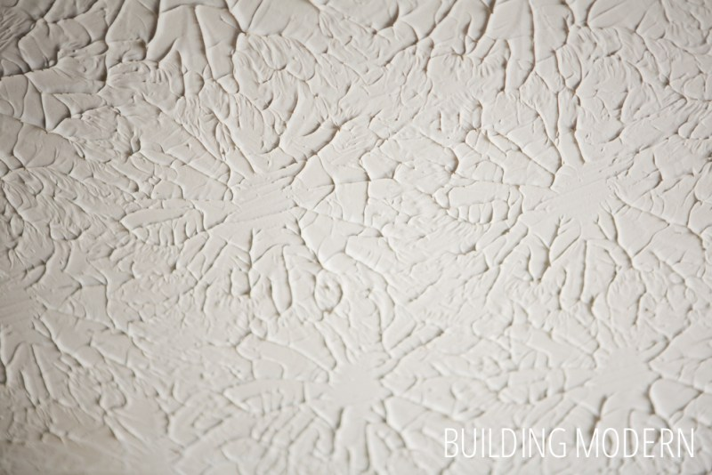 Stomped Ceiling Texture