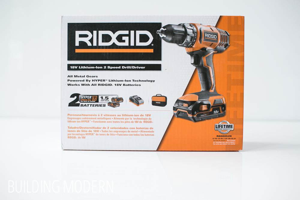 Ridgid Power Tools Lifetime Warranty