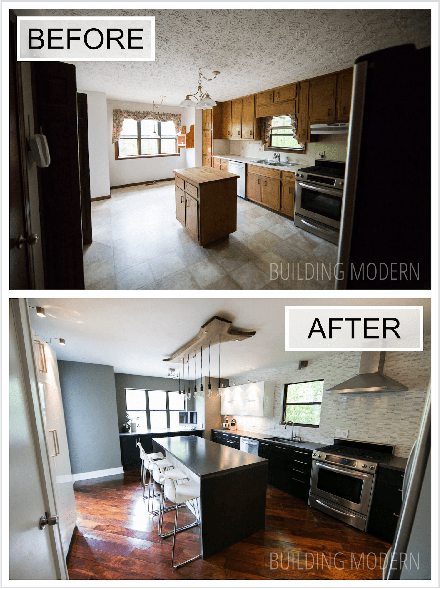 small kitchen remodel before and after pictures html 3